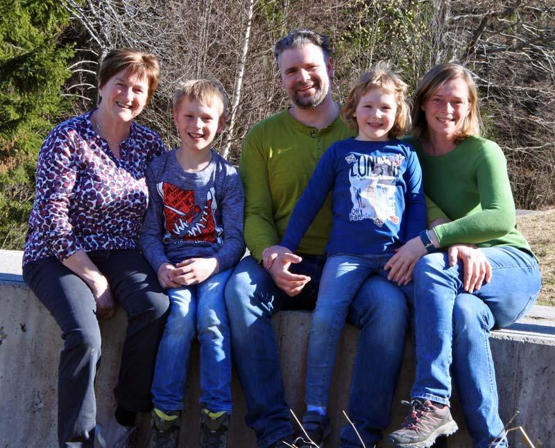 Familie Martin